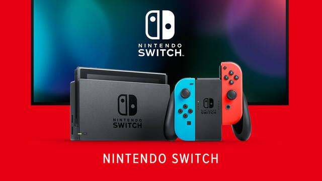 Nintendo Switch firmware actualización novedades