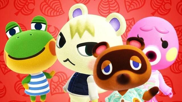 Comercio de vecinos en Animal Crossing