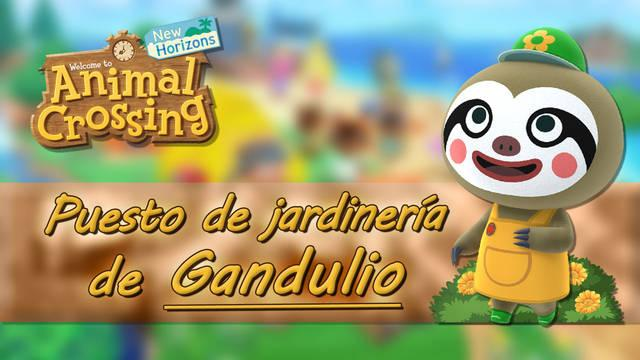 Gandulio en Animal Crossing: New Horizons: cómo conseguirlo y qué vende