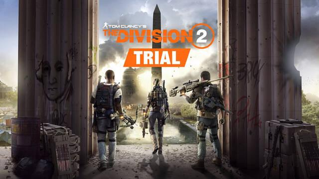 The Division 2 gratis PS4 PC Xbox One