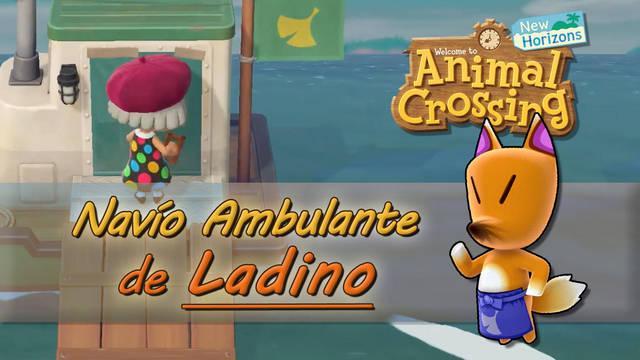 Ladino y falsificación de obras de arte - Animal Crossing: New Horizons
