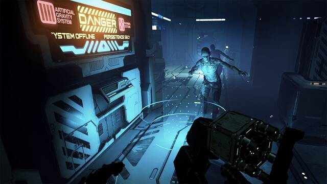 The Persistence se publicará el 21 de mayo en PC, PS4, Xbox One y Switch.