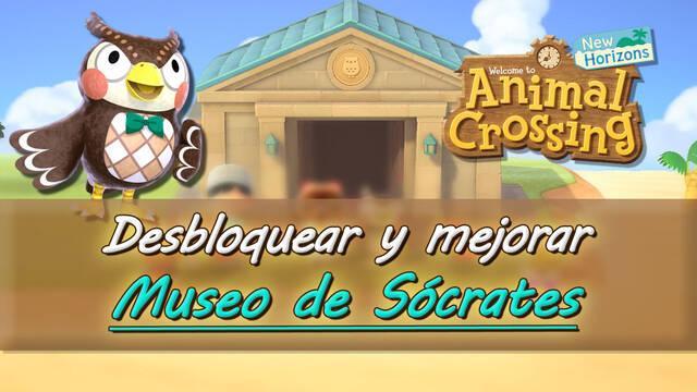 Cómo desbloquear y ampliar al completo el museo en Animal Crossing: New Horizons