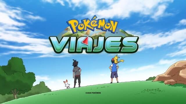 Viajes Pokémon, la nueva temporada de la popular serie animada.
