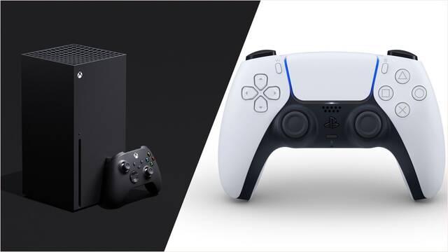 PS5 Xbox Series X comparativa potencia