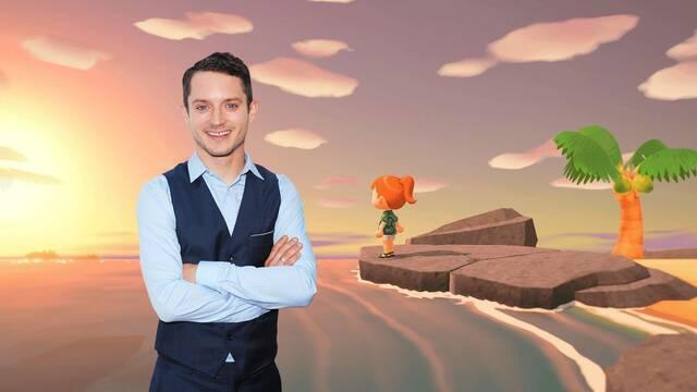 Elijah Wood en Animal Crossing