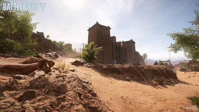 Battlefield V dejará de recibir contenido después de su próxima actualización.