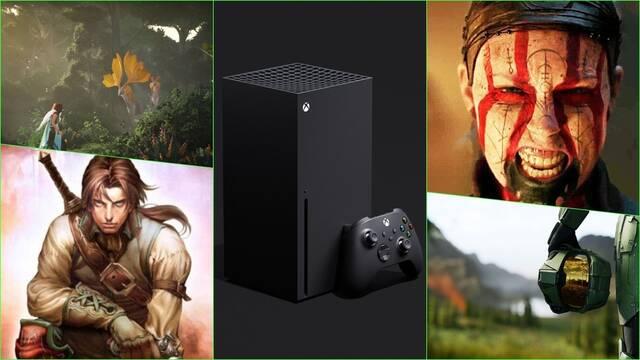 Xbox Series X Evento presentación Juegos