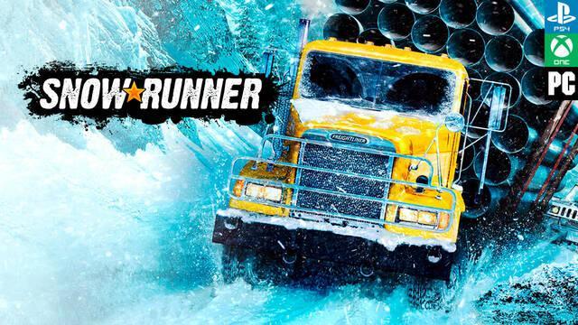 Análisis SnowRunner, la carretera es nuestra (PS4, PC, Xbox One)