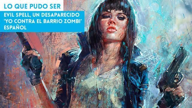 Evil Spell, un desaparecido 'yo contra el barrio zombi' español
