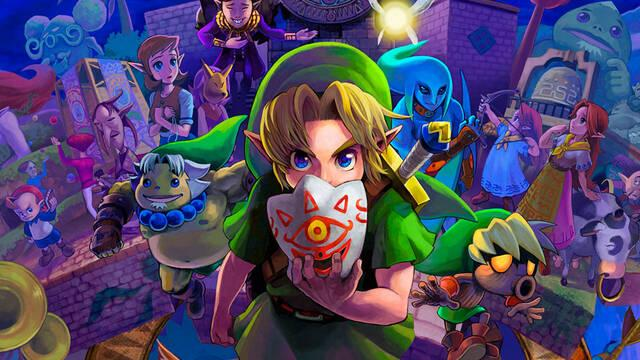 20 años de The Legend of Zelda: Majora's Mask