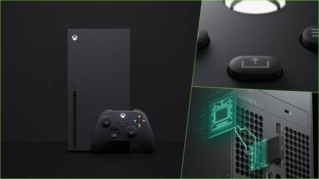 Xbox Series X Presentación Evento