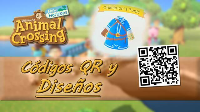 Cómo escanear códigos QR y descargarlos en Animal Crossing: New Horizons