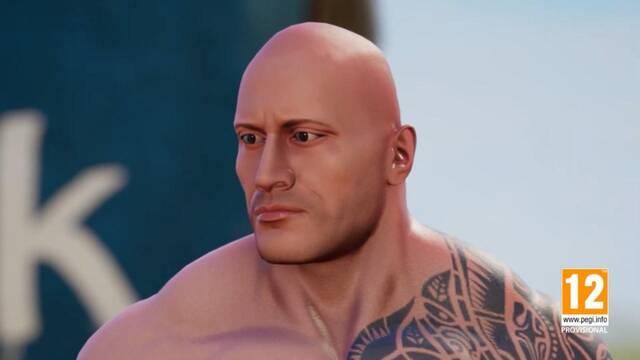 Así es WWE 2K Battlegrounds, el nuevo juego de lucha arcade de 2K y WWE.