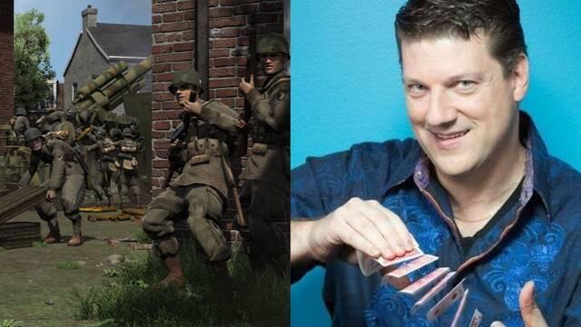 Brothers in Arms se adaptará a TV con una serie co-producida por Randy Pitchford.