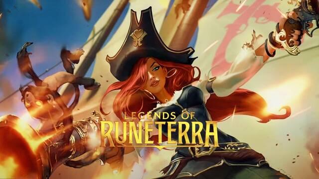 Legends of Runeterra y su expansión Pleamar