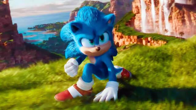 Sonic La Película 2 en 2022