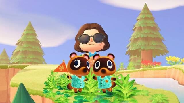 Animal Crossing y el servicio de hierbajos