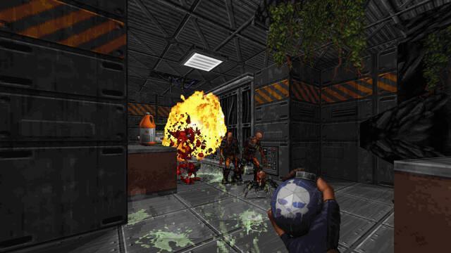 Ion Fury anuncia su fecha de lanzamiento en consolas.