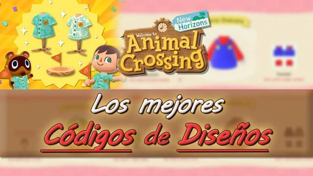 Los MEJORES diseños en Animal Crossing: New Horizons y cómo cconseguirlos