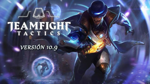 Teamfight Tactics update 10.9