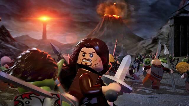 Los juegos de LEGO El Señor de los Anillos y El Hobbit regresan a Steam.