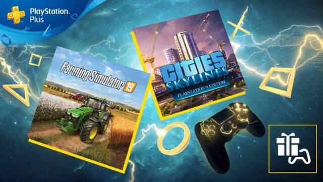 Anunciados los juegos de PS Plus de mayo.