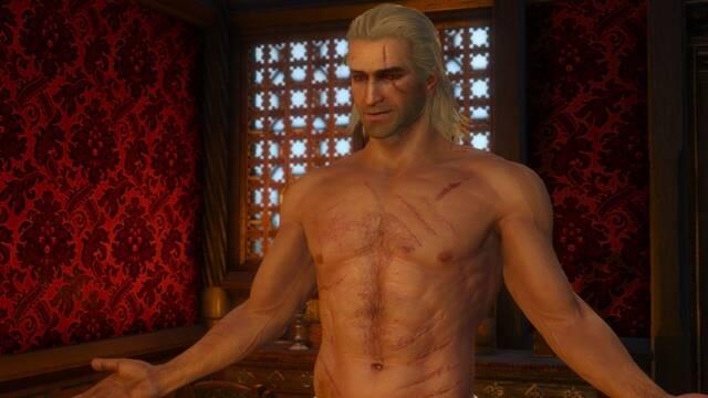 ¿Por qué no vimos a Geralt desnudo en The Witcher 3? CD Projekt lo explica.