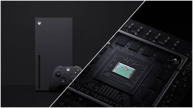 Conferencia arquitectura Xbox Series X