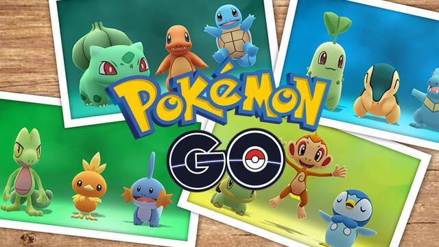 Desafío retorno Pokémon Go