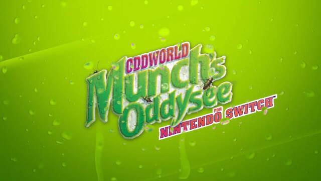 Oddworld: Munch's Oddysee en Nintendo Switch