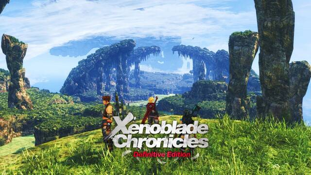 Xenoblade Chronicles Definitive Edition y