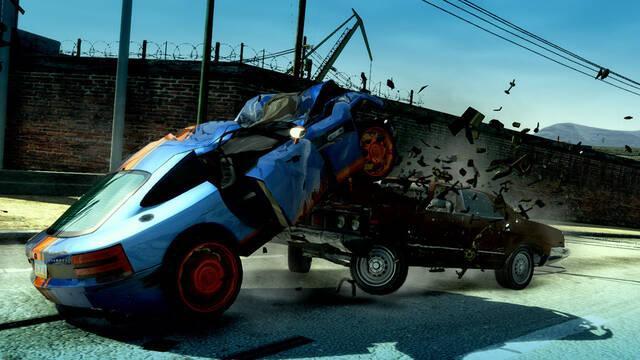 Burnout Paradise Remastered confirma su lanzamiento en Switch el 19 de junio.