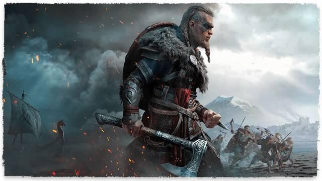 Primer tráiler de Assassin's Creed: Valhalla.