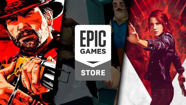 Epic Games Store y las ofertas de primavera