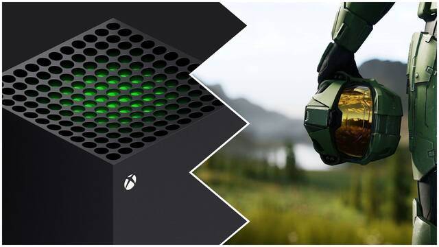 Halo Infinite Xbox Series X Retraso