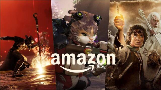 Amazon Game Studios Crucible New Order Streaming