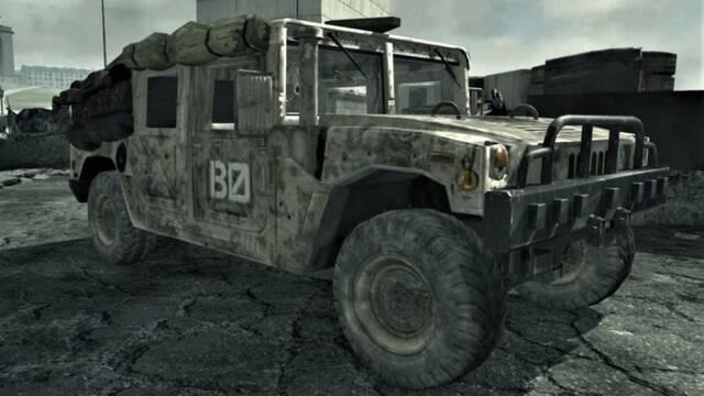 Activision gana una demanda y podrá seguir usando vehículos Humvee sin permiso comercial.