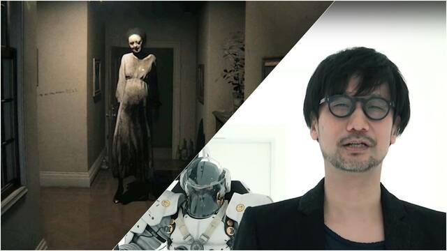 Hideo Kojima Juego de terror PT Silent Hills