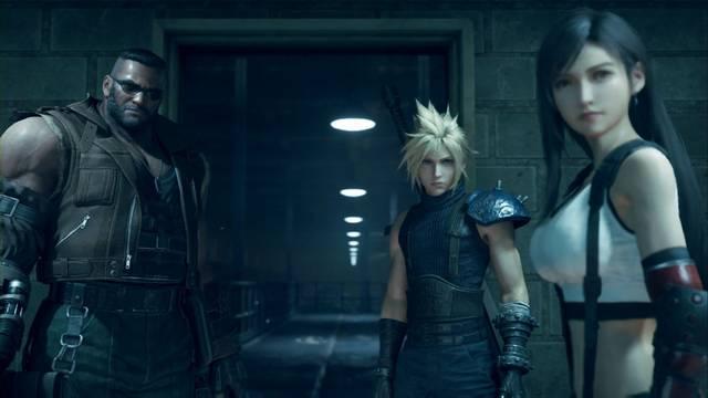 Capítulo 7: Infiltración en el reactor n.º 5  al 100% en Final Fantasy VII Remake