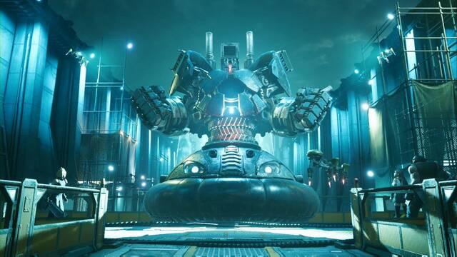 Aerodestructor  y cómo derrotarlo en Final Fantasy VII Remake