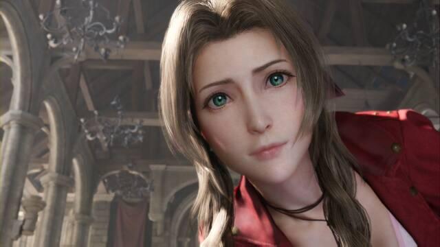 Capítulo 8: La flor del reencuentro al 100% en Final Fantasy VII Remake