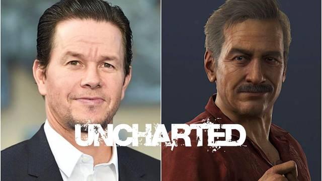 Mark Wahlberg como Sully en Uncharted