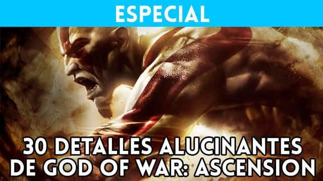 Curiosidades God of War: Ascension