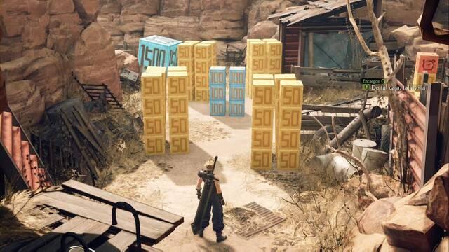 Rompecajas en Final Fantasy VII Remake: como jugar y recompensas