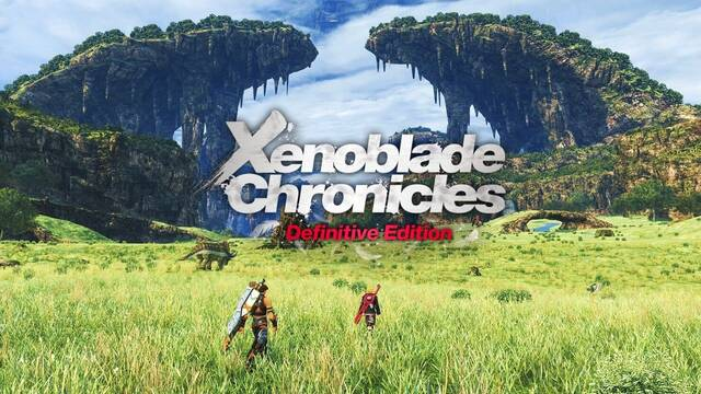 Xenoblade Chronicles: Definitive Edition y sus nuevas imágenes