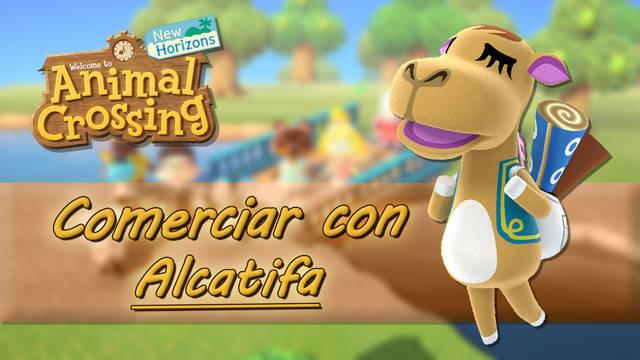 Alcatifa en Animal Crossing New Horizons: ¿Cómo encontrarla y qué objetos vende?