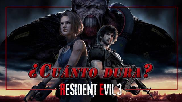 Resident Evil 3 Remake: ¿Cuál es su duración aproximada?