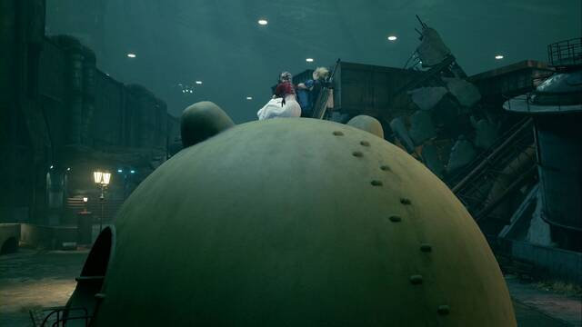 Capítulo 9: Distrito de la lujuria al 100% en Final Fantasy VII Remake