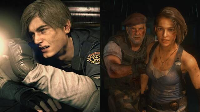 Capcom lanza una encuesta con preguntas sobre más remakes de Resident Evil.